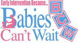 Babies Can't Wait Logo